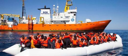 Salvini dice no ad un'altra nave ong in mare