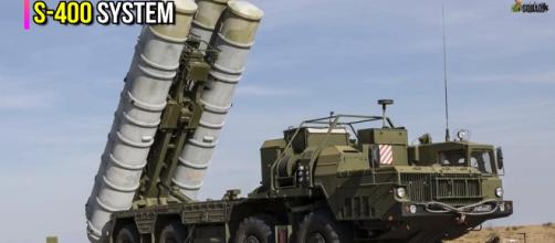 The S 400 system. Photo-( image credit -Defense squad/youtube.com)