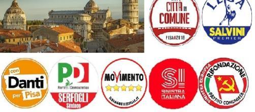 Un'analisi del voto amministrativo a Pisa del 10 giugno 2018
