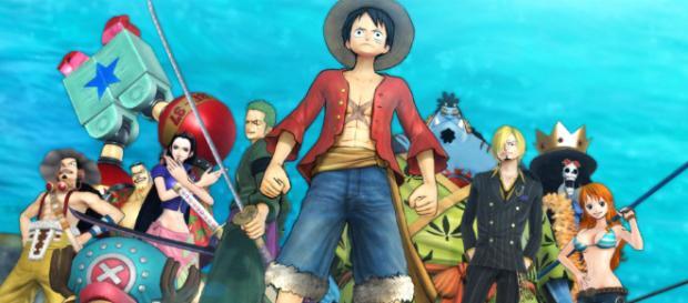 El trailer mostraba a los personajes principales de la popular serie Shonen Jump, como Monkey D. Luffy de One Piece, Goku de Dragon Ball y Naruto