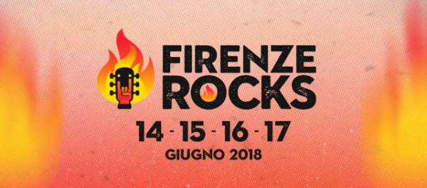 Firenze Rocks 2018: dal 14 al 17 giugno all'Arena Visarno, Parco delle Cascine - firparking.com