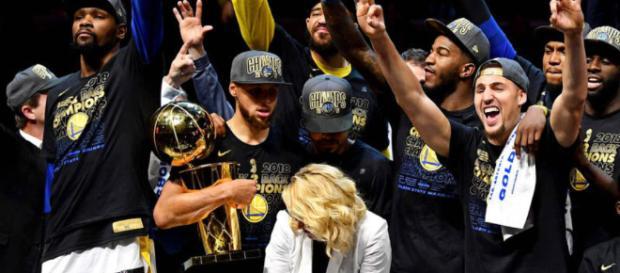 Golden State Warriors campeones por 6ta vez