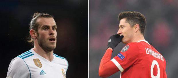 Medien: Real bietet Bayern Bale für Lewandowski - sport.de