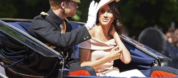 Meghan Markle no sigue el protocolo de vestuario en el cumpleaños de la Reina Isabel II
