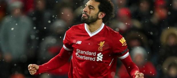 Salah no entrenó en la primera práctica de Egipto en Rusia