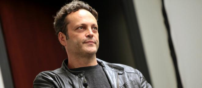 Vince Vaughn: The actor was arrested for DUI in the early hours of the morning