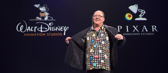 'Pixar' anunció oficialmente el despido de Jhon Lasseter