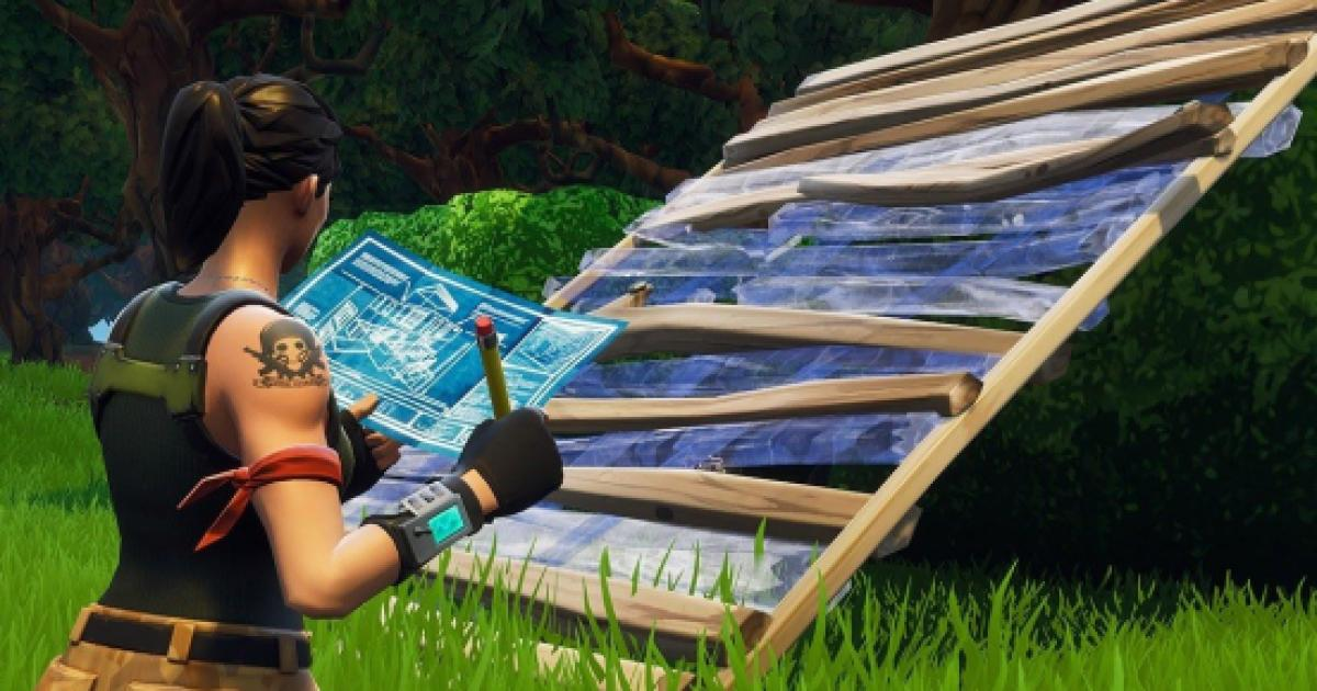 new online building simulator allows fornite players to practice building uninterrupted - fortnite practice building mode