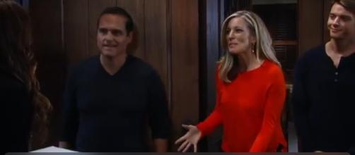 Carly is sentenced to Ferncliff instead of Shadybrook on 'GH.' - [Image via TV line / YouTube screenshot]