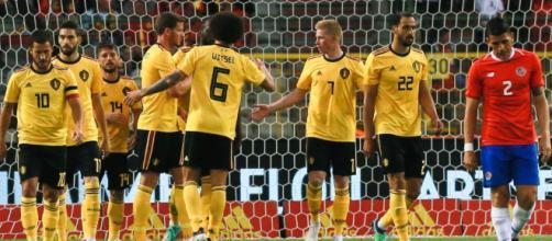 Bélgica sale victorioso ante Costa Rica en amistoso previo al Mundial de Rusia (Reseña)