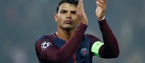"""Dor é a mesma"""", diz Thiago Silva sobre nova eliminação do PSG na ... - rfi.fr"""
