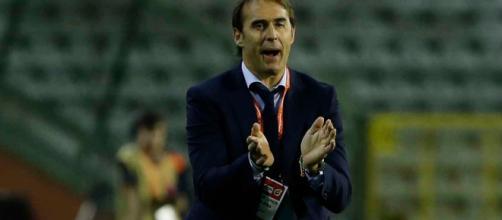 Julen Lopetegui ha sido nombrado el nuevo entrenador del Real Madrid