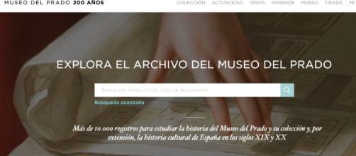 El archivo digital del Museo del Prado aumenta sus visitas desde principios de año