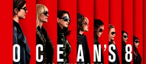 Oceans 8: las estafadoras, una película donde las mujeres son las protagonistas