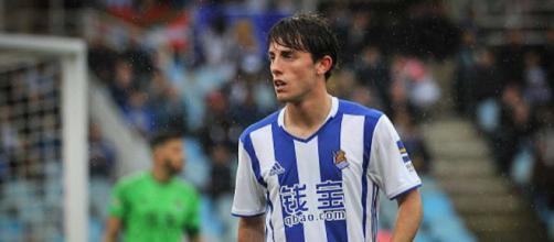 Le Real Madrid à trouvé un accord avec Odriozola - Transfert Foot ... - les-transferts.com