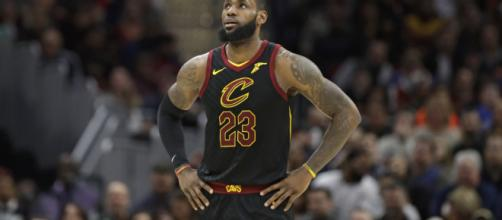 Lebron's son set to play in Los Angeles.