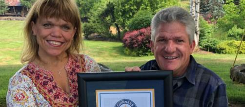 'Little People, Big World' receives Guinness Book of World Records award / Photo via Matt Roloff, Instagram