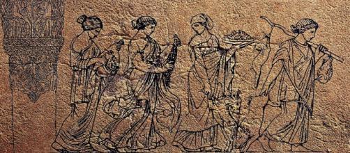 Músicas en la antigüedad: exposición de la Obra Social La Caixa en Madrid