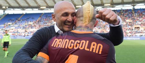 Spalletti e Nainggolan potrebbero ritrovarsi all'Inter.