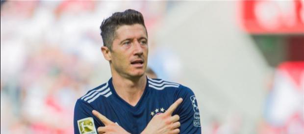 Bayern-Ärger mit Lewandowski - ruhrnachrichten.de