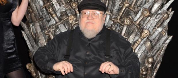 Game of Thrones : Une autre saga de George RR Martin adaptée à la ... - virginradio.fr