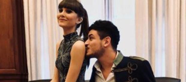 Los fans de Aitana y Cepeda piensan en una posible relación (Rumores)