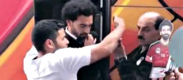 Se dice que Salah no esta en el partido contra Uruguay.