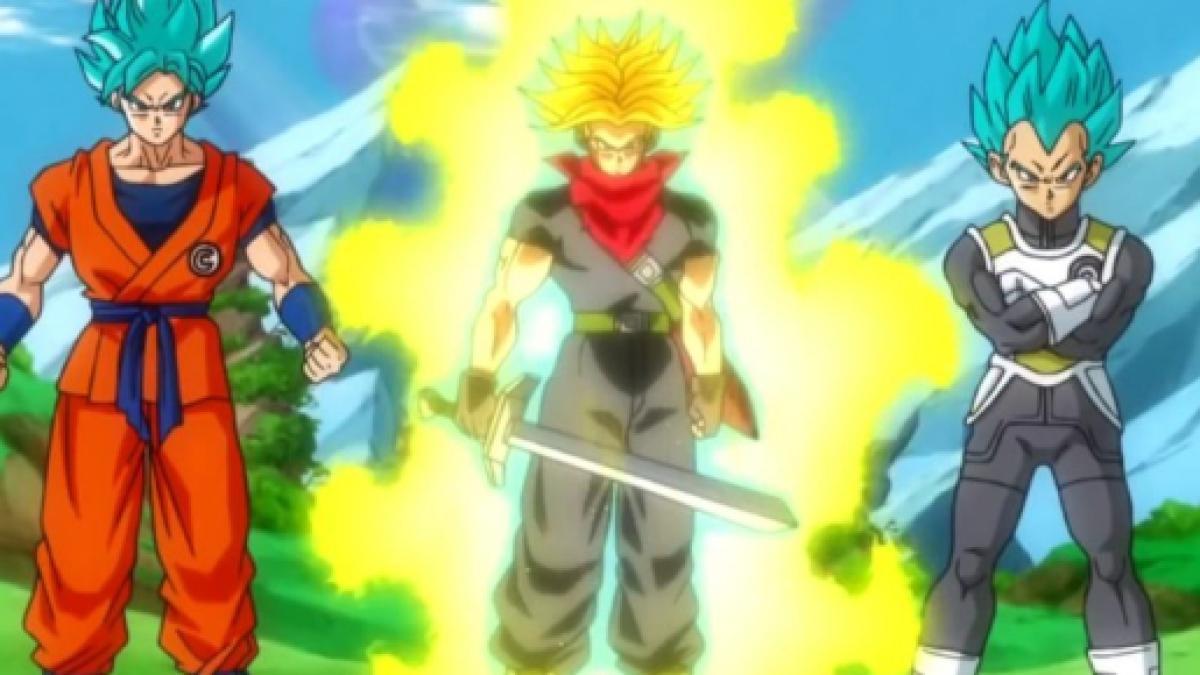 Dragon Ball Heroes Und Das Verschwinden Von Future Trunks
