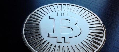 Bitcoin photo. - [Image Credit: Isokivi / Wikimedia Commons]