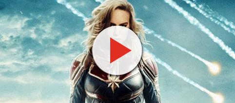 Actress Brie Larson will portray comic book superhero Captain Marvel in the upcoming 2019 film. - [Image via Looper / YouTube screencap]