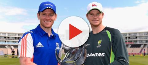 England vs Australia 1st ODI live streaming ... (Image via ICC/Twitter)