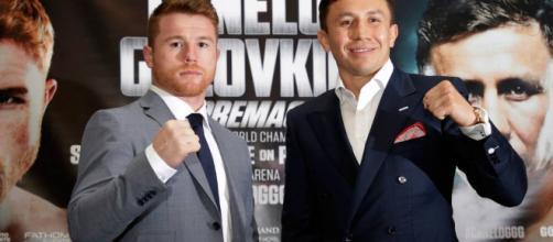 Es oficial la pelea de Boxeo entre Canelo y Golovkin. - foxdeportes.com