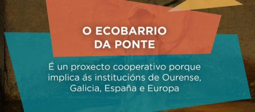Ourense propone A Ponte como el primer ecobarrio geotérmico de Europa