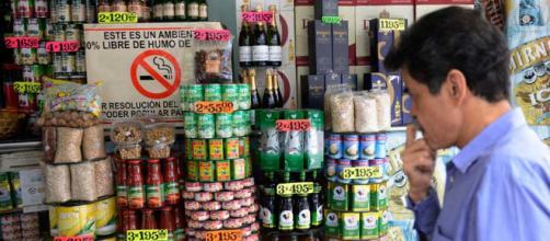 En Venezuela los precios de los artículos de primera necesidad suben diariamente