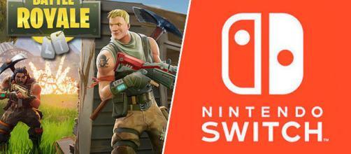 Fortnite para Nintendo Switch ya es oficial