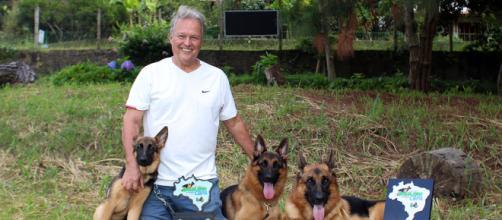 Renato Maurício Prado tem se dedicado a criação de cães