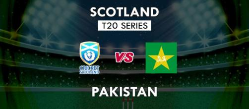 SCO vs PAK live streaming of 2nd ODI (Image Cricket fantasy/Twitter)