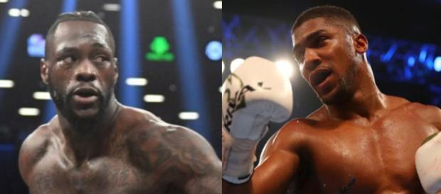 Deontay Wilder ed Anthony Joshua: la prospettiva del nuovo 'match del secolo' è più concreta