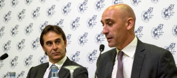 España / Luis Rubiales habría valorado destituir a Julen Lopetegui - mundodeportivo.com