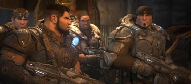 Gears of War 5: el videojuego anunciado por 'The Coalition' en la E3 con un trailer