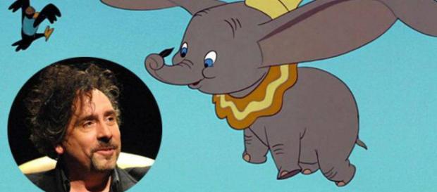 La nueva película de Dumbo sera dirigida por Tim Burton