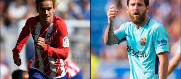 Messi veut bien de Griezmann au barça