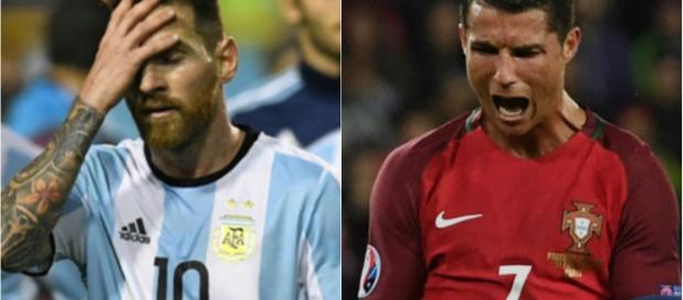 Ronaldo y Messi pudieran estar ante su último Mundial de fútbol debido a su edad (Rumores)