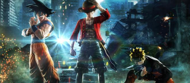 Jump Force: Neues Crossover-Game mit Son Goku, Ruffy und Co. für 2019 angekündigt