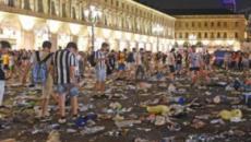 Torino: Marisa, una delle vittime della follia di piazza San Carlo, torna a casa