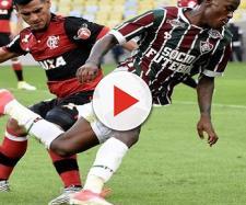 Marquinhos Calazans se recupera de cirurgia e retorna ao Fluminense após a Copa do Mundo (Foto: Maílson Santana)