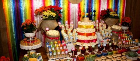Festa junina: tudo simples, criativo e bem decorado