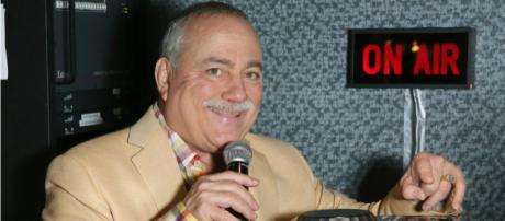 Bob Pantano brings his dance party radio show aboard Ultimate Disco Cruise. [image source: Scott Weiner, Ultimate Disco Cruise - with permission]