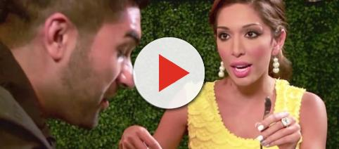 Farrah Abraham appears on 'Teen Mom OG' with Simon Saran. [Photo via MTV/YouTube]