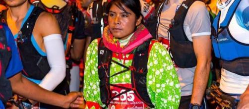 Ella es Lorena Ramírez la atleta rarámuri